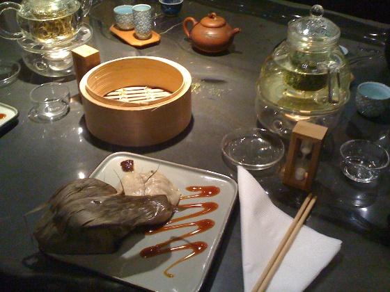 Nigiro tea