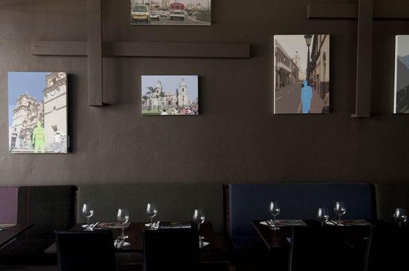 Keenwa restaurant interior. Photo: David Harrison