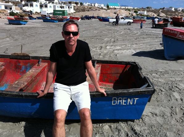 I find 'my boat' in Paternoster